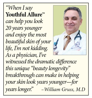 [Picture: Dr. Gruss with quote]
